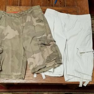 Other - Lot------2 youth cargo shorts
